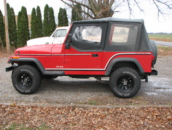 sunfire_57s 1993 Jeep YJ