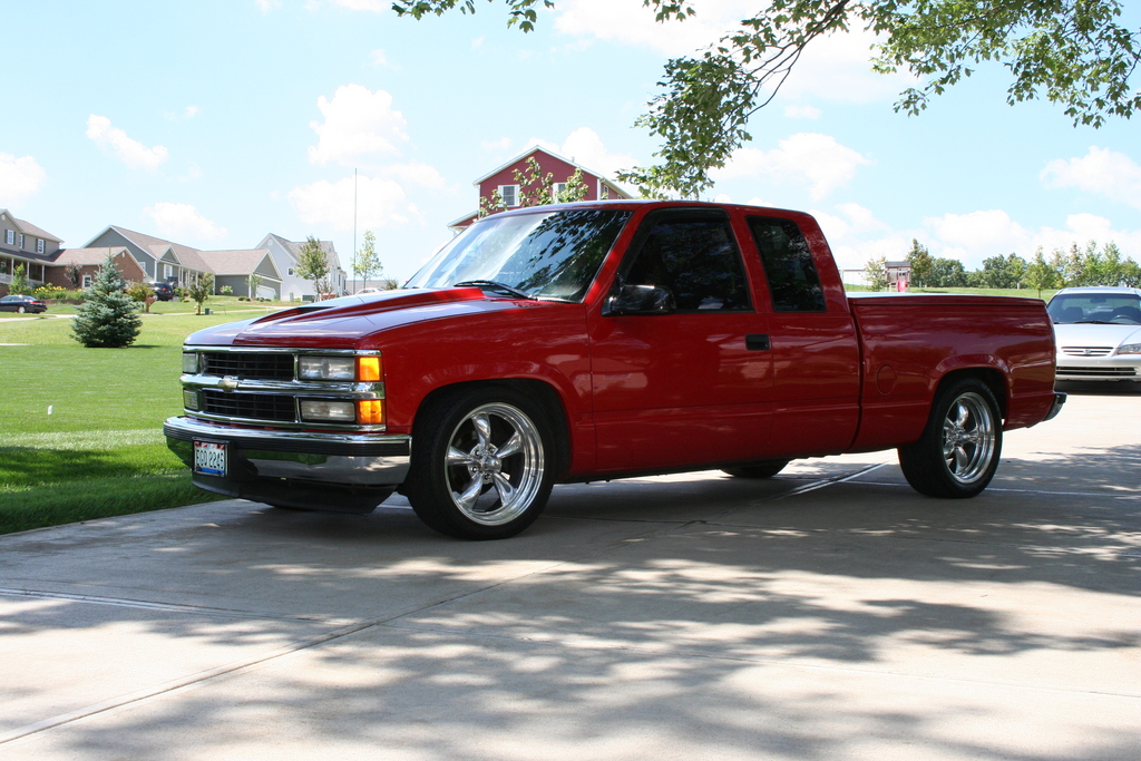 sritchie 1997 Chevrolet Silverado 1500 Extended CabAll Trims Specs, Photos, Modification Info at ...