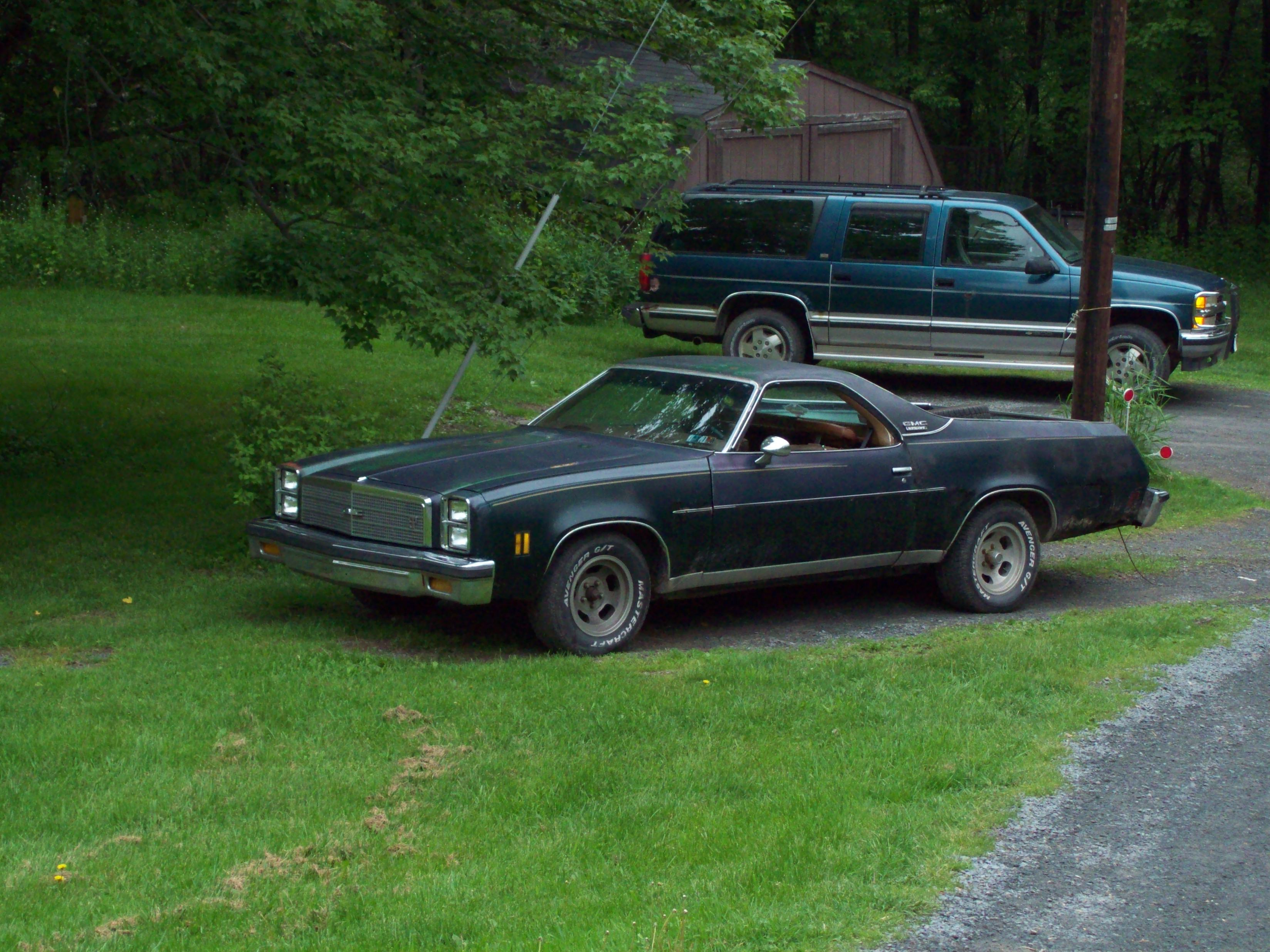 Another Qwalude4ws 1977 GMC Sprint post... - 12060525