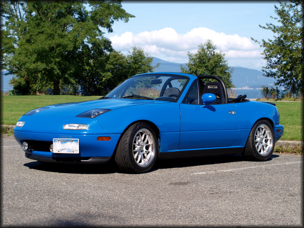 ledmiata 1990 mazda miata mx 5 specs photos modification. Black Bedroom Furniture Sets. Home Design Ideas