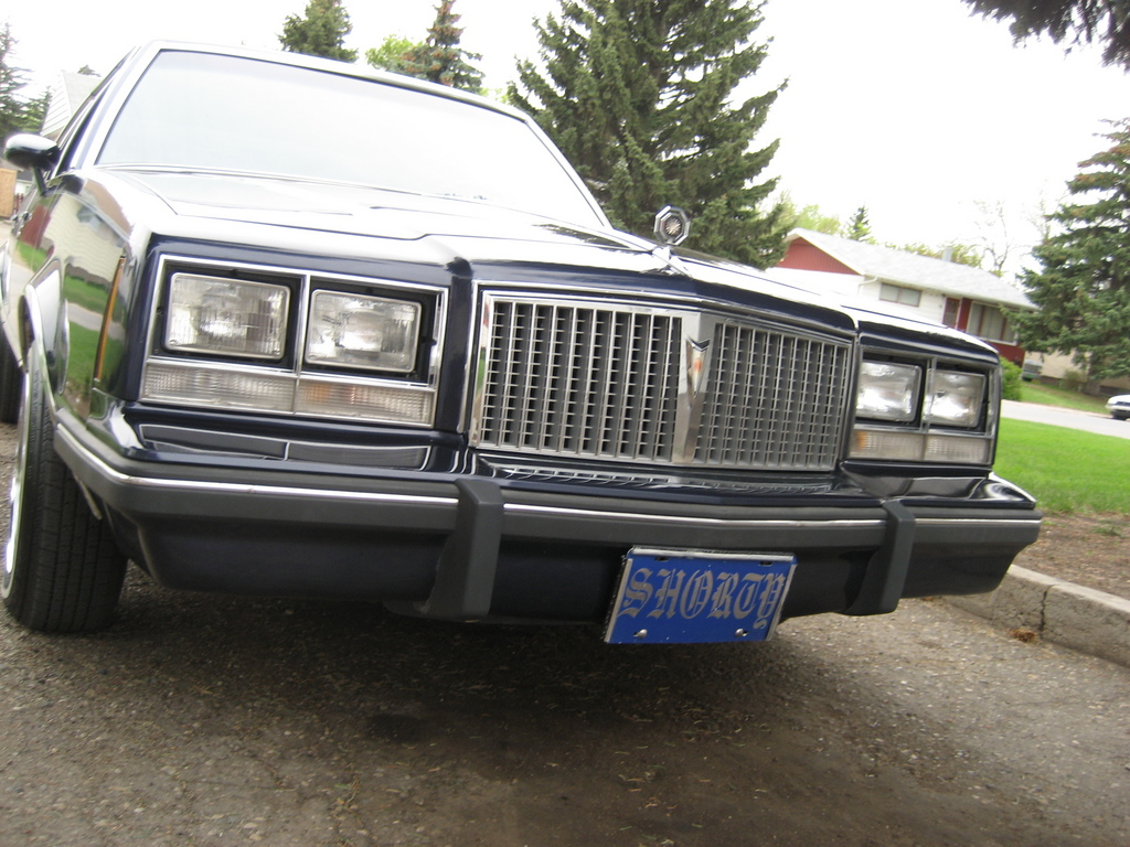 Another Shordee 1984 Pontiac Bonneville post... - 12062379