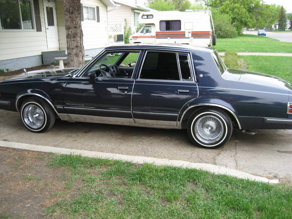 Another Shordee 1984 Pontiac Bonneville post... - 12062380