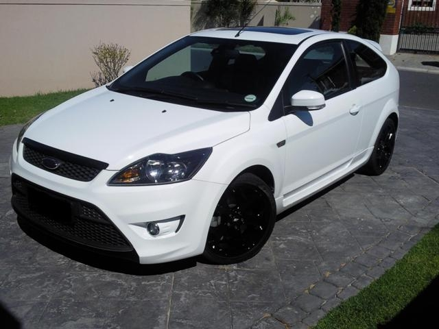 Focus St 0 60 >> taz21007 2008 Ford Focus Specs, Photos, Modification Info at CarDomain