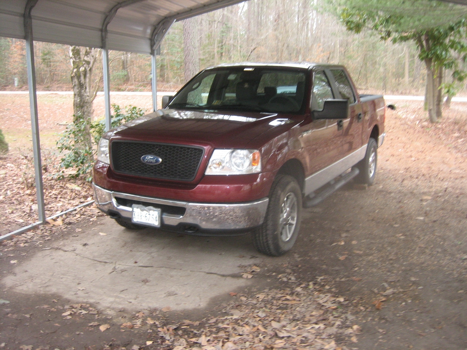 JohnnyVersion1's 2006 Ford F150 SuperCrew Cab