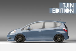 TjinEditions 2009 Honda Fit