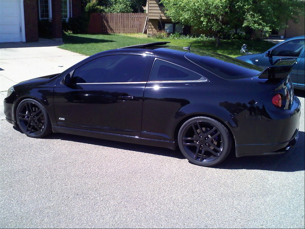 2010 Cobalt Ss >> Let's See Your 08+ Powdercoated/Painted SS Wheels - Page 9 ...