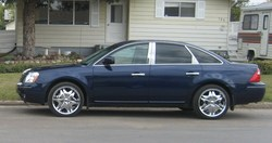 Shordees 2006 Ford Five Hundred