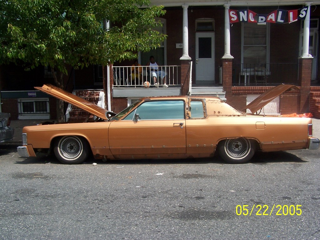 Tint83 1978 Lincoln Continental Specs Photos Modification Info At