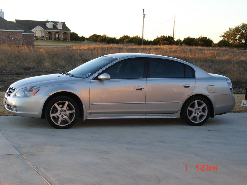 yankees78 2003 nissan altima specs, photos, modification info at