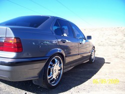 BrissieBeautys 1993 BMW 3 Series