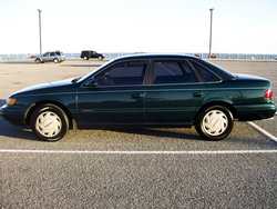 Muff_Daddy_GQs 1994 Ford Taurus