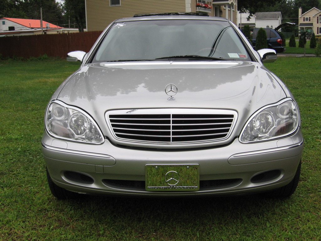 Deejayfade 2000 Mercedes Benz S Class Specs Photos