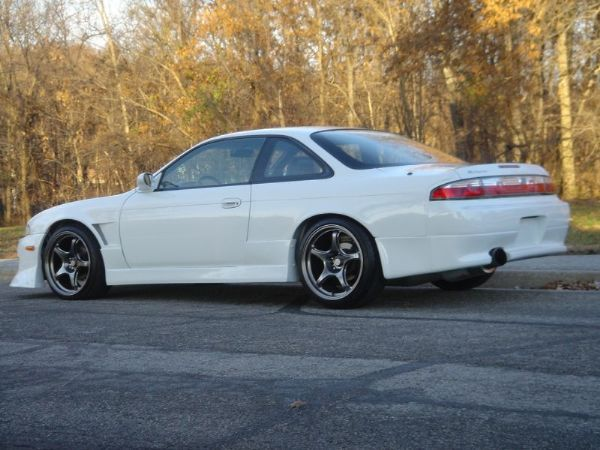 Bubbleboy5858 1995 Nissan 240SX Specs, Photos ...