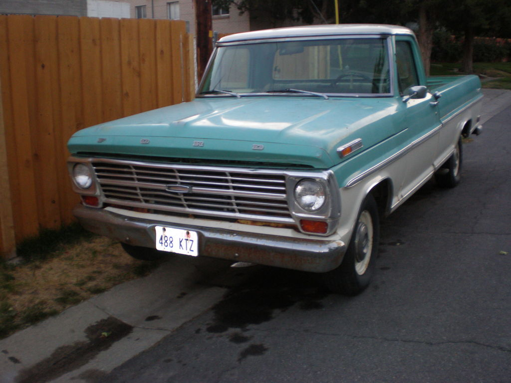 Kyky73stang 1968 Ford F150 Regular Cab Specs Photos