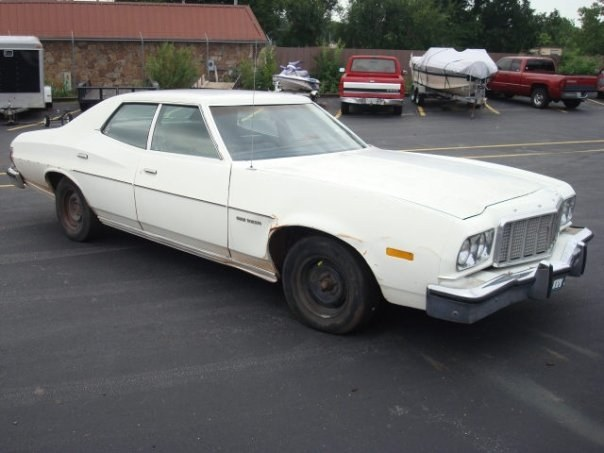 occupant's 1976 4-door - the ford torino page forum - page 1