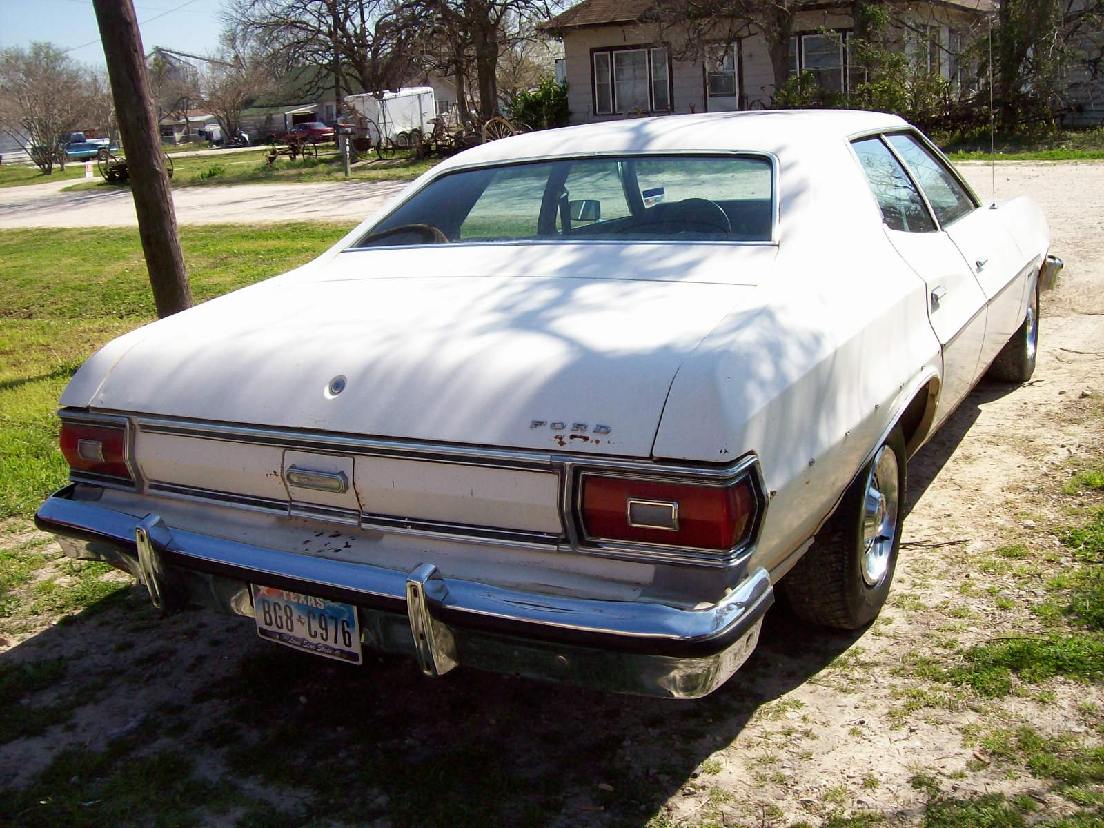 Occupant 1976 Ford Gran Torino Specs Photos Modification Info At 1970