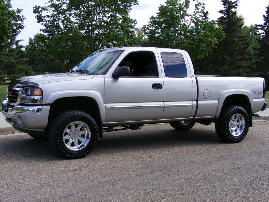 Canadianchev 2005 Gmc Sierra 1500 Regular Cab Specs