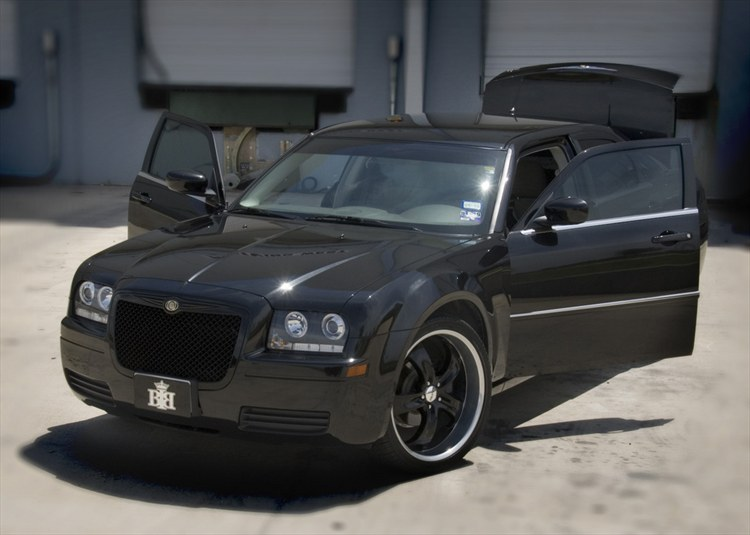 Another blakdout300 2008 Chrysler 300 post... - 12146474