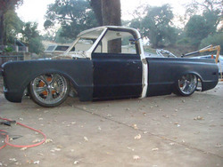 65ssbagged 1970 Chevrolet C/K Pick-Up