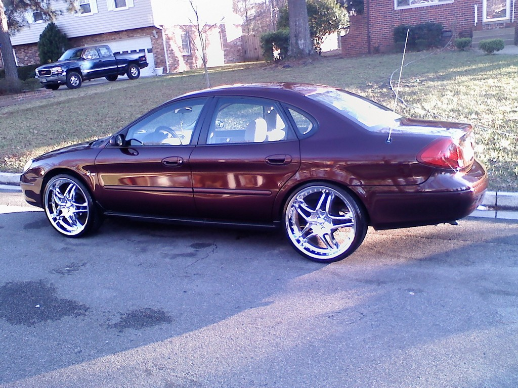 The Tuth  2000 Ford Taurus Specs  Photos  Modification