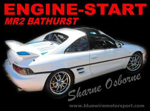 bathurst 1998 Toyota MR2 12069089