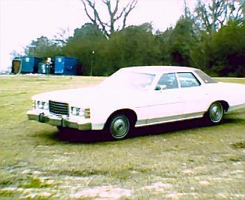 1976 Ford LTD Crown Victoria