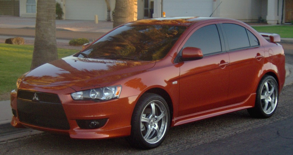 Another 96rrated 2009 Mitsubishi Lancer post... - 9344201