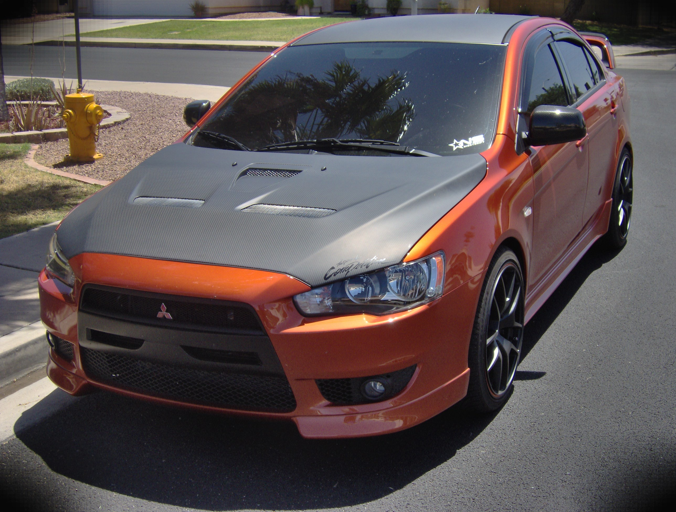Another 96rrated 2009 Mitsubishi Lancer post... - 12069903