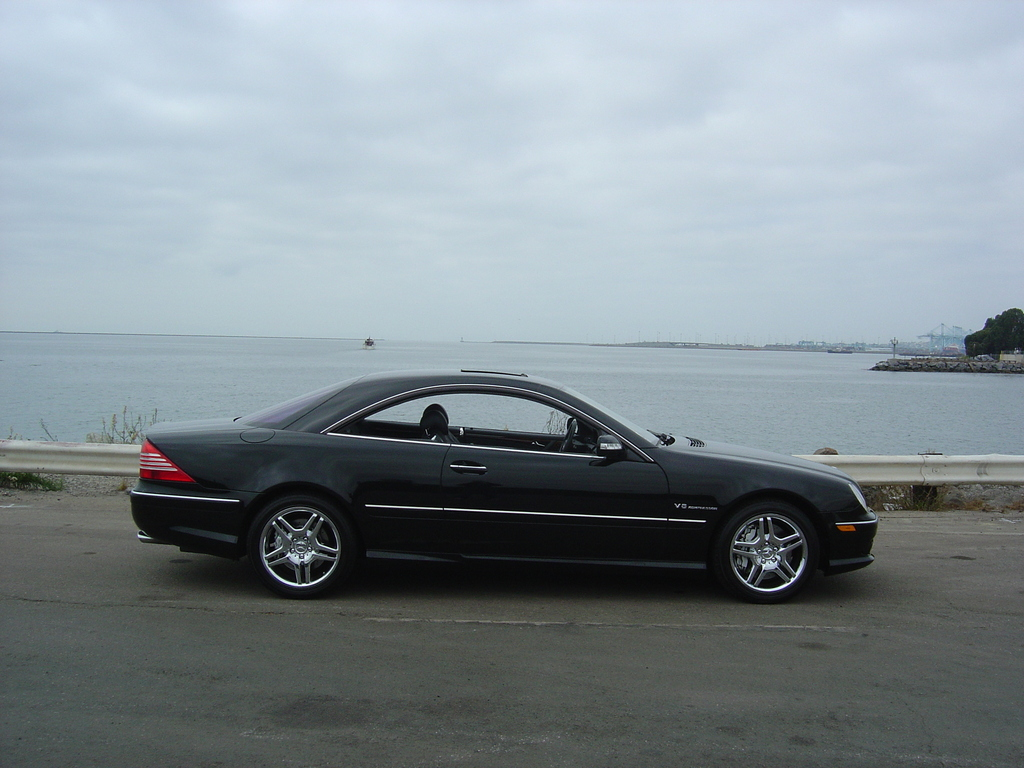 Image Gallery 2004 Cl55