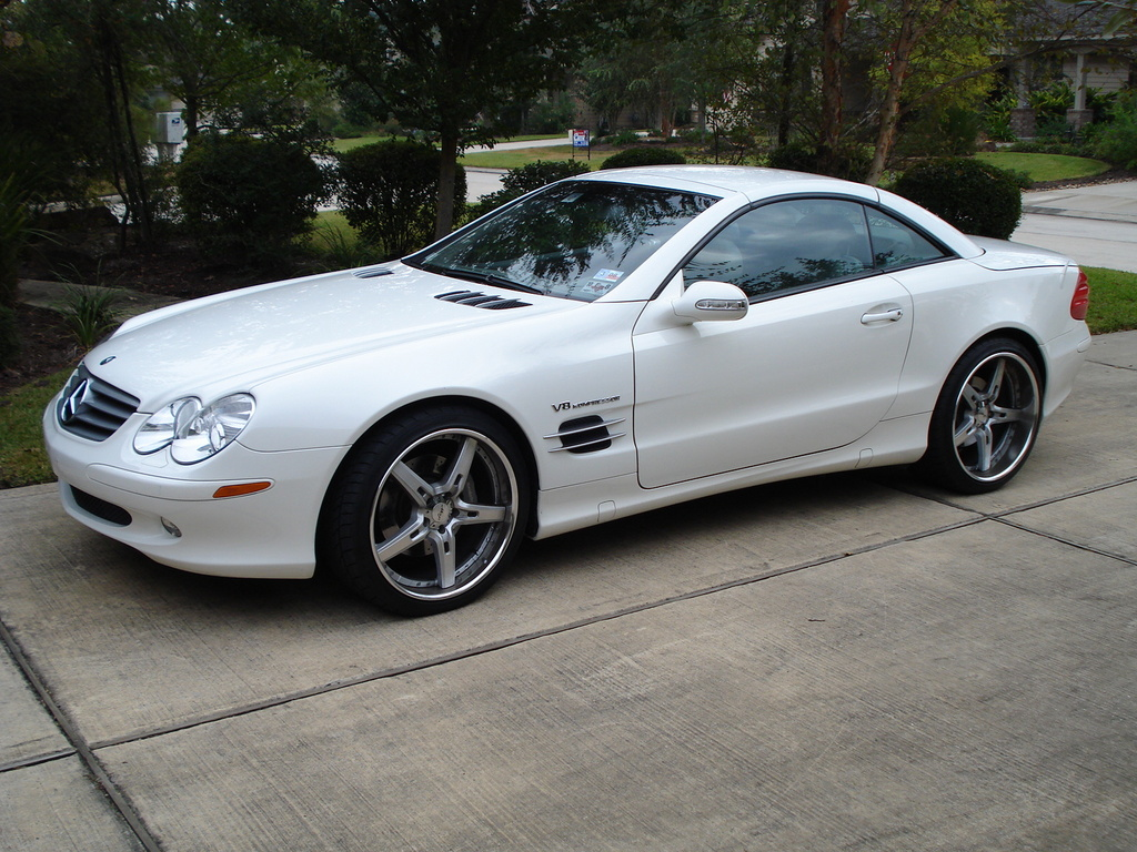 rmcole  mercedes benz sl class specs  modification info  cardomain