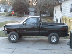 cpittmans 1997 Dodge Ram 1500 Regular Cab