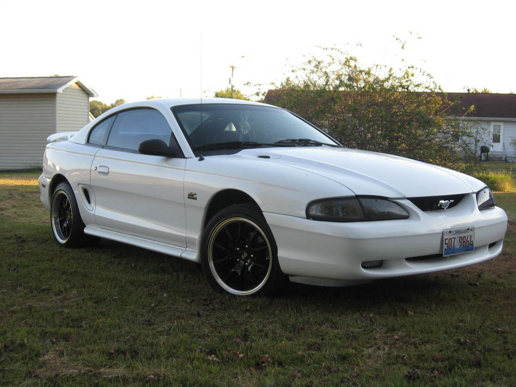 ghostrider 95 1995 ford mustang specs photos. Black Bedroom Furniture Sets. Home Design Ideas