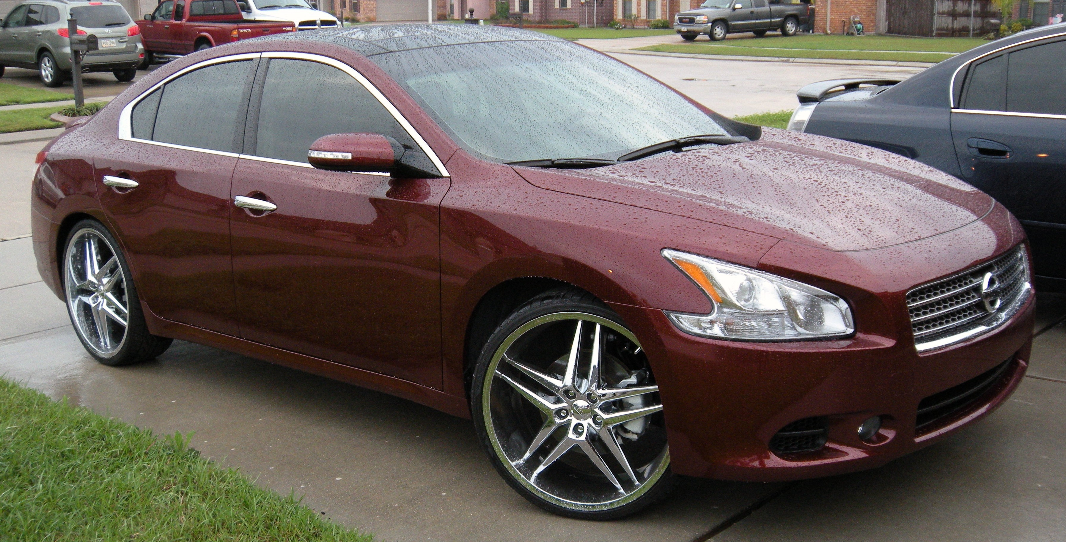 Another Clean2013GS350 2009 Nissan Maxima post... - 12072114