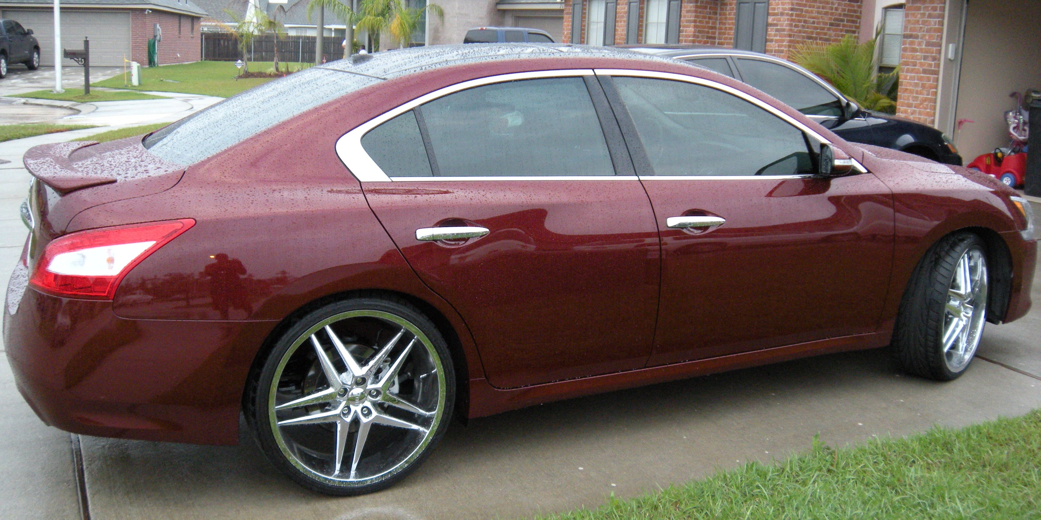 Another Clean2013GS350 2009 Nissan Maxima post... - 12072115