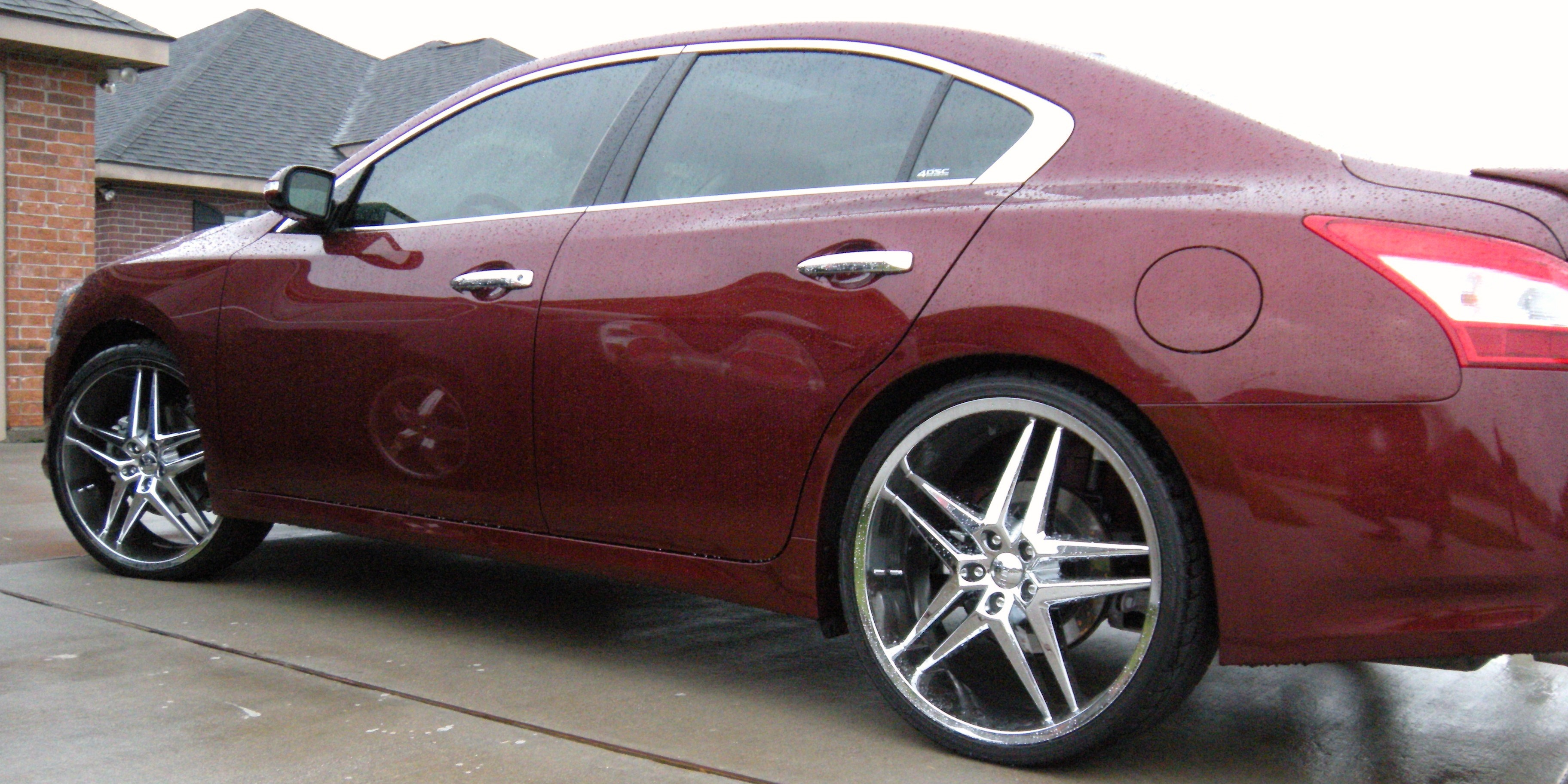 Another Clean2013GS350 2009 Nissan Maxima post... - 12072119
