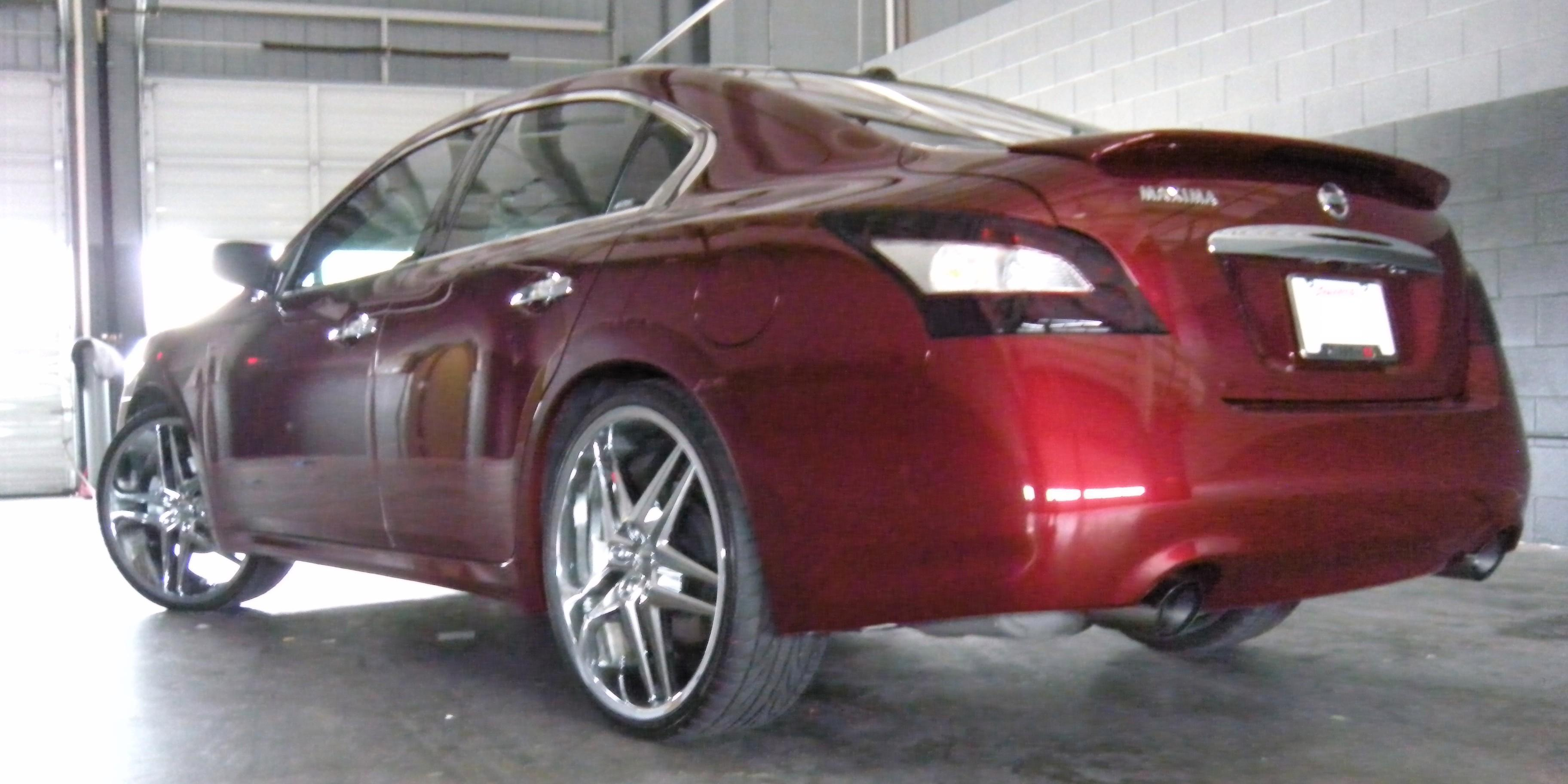 Another Clean2013GS350 2009 Nissan Maxima post... - 12072160