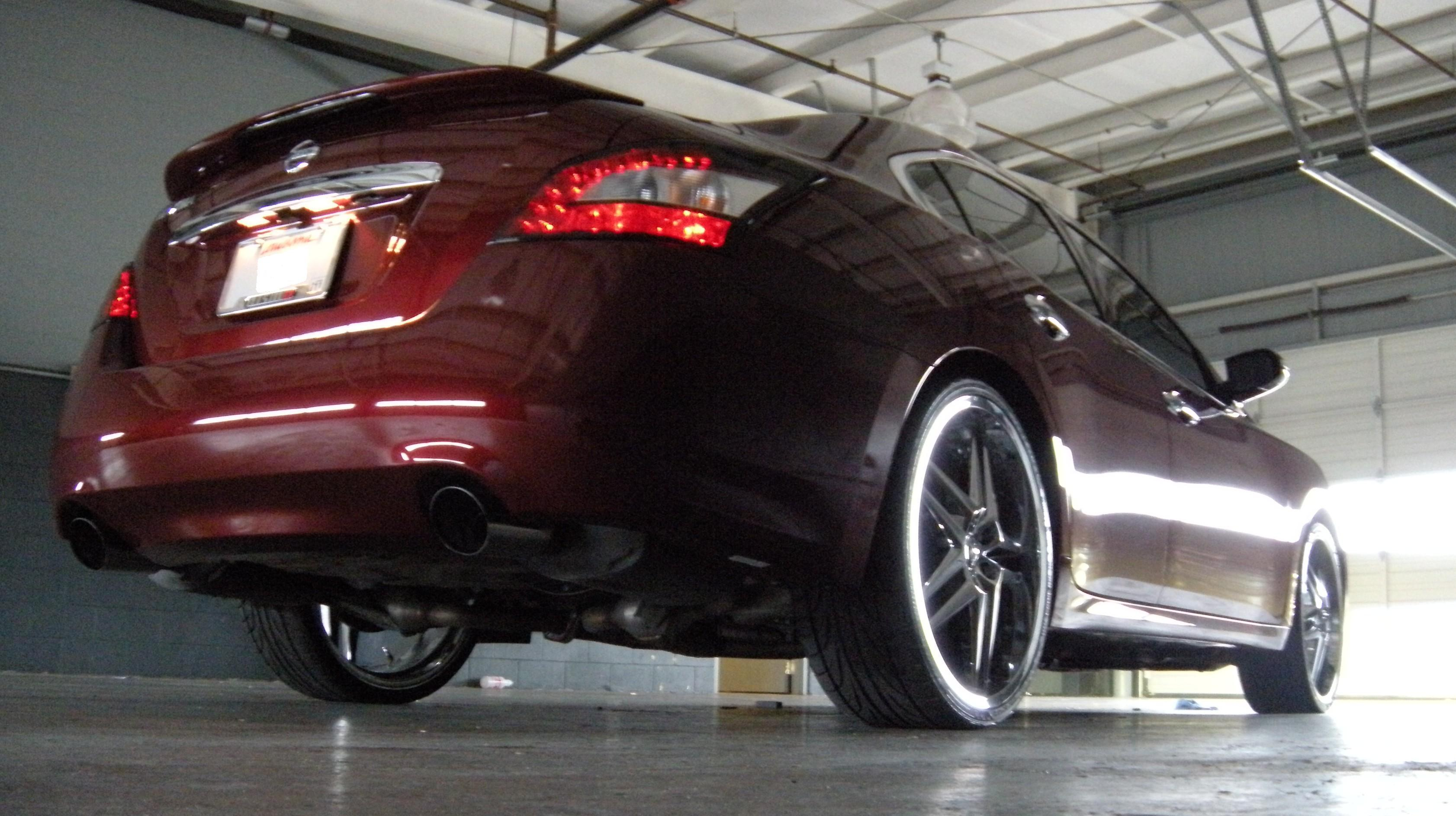 Another Clean2013GS350 2009 Nissan Maxima post... - 12072161