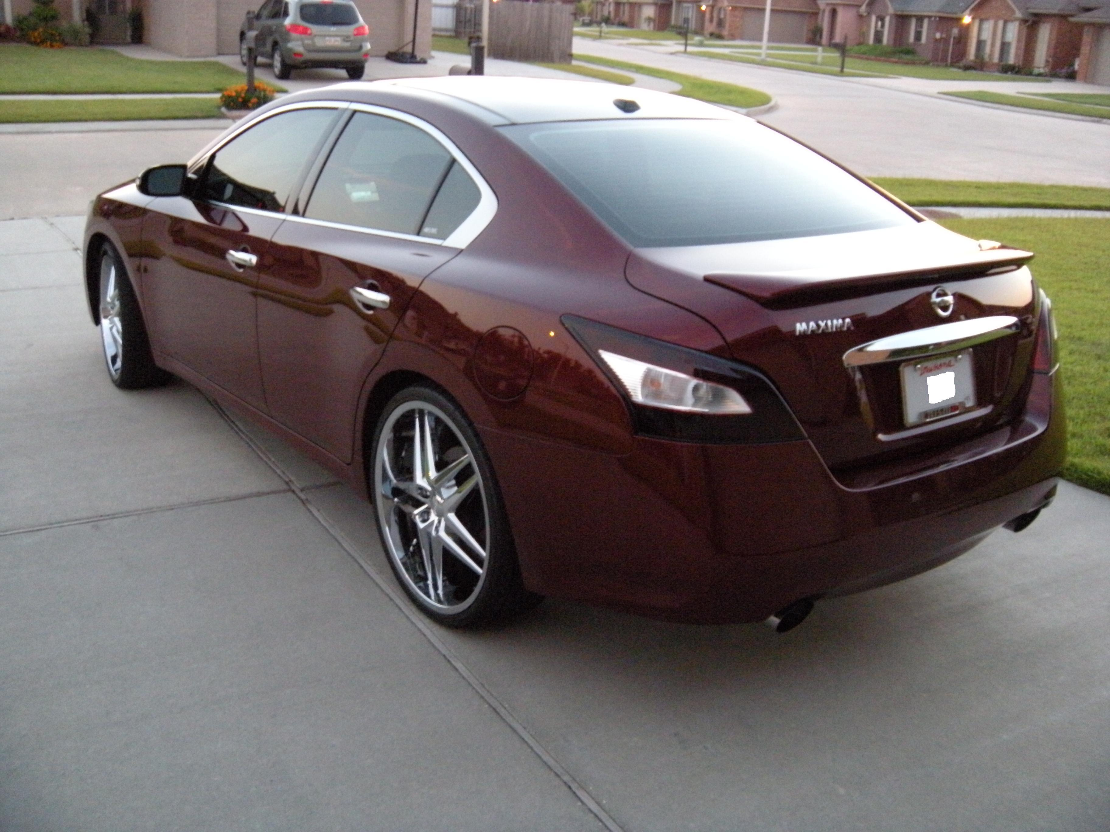 Another Clean2013GS350 2009 Nissan Maxima post... - 12072172