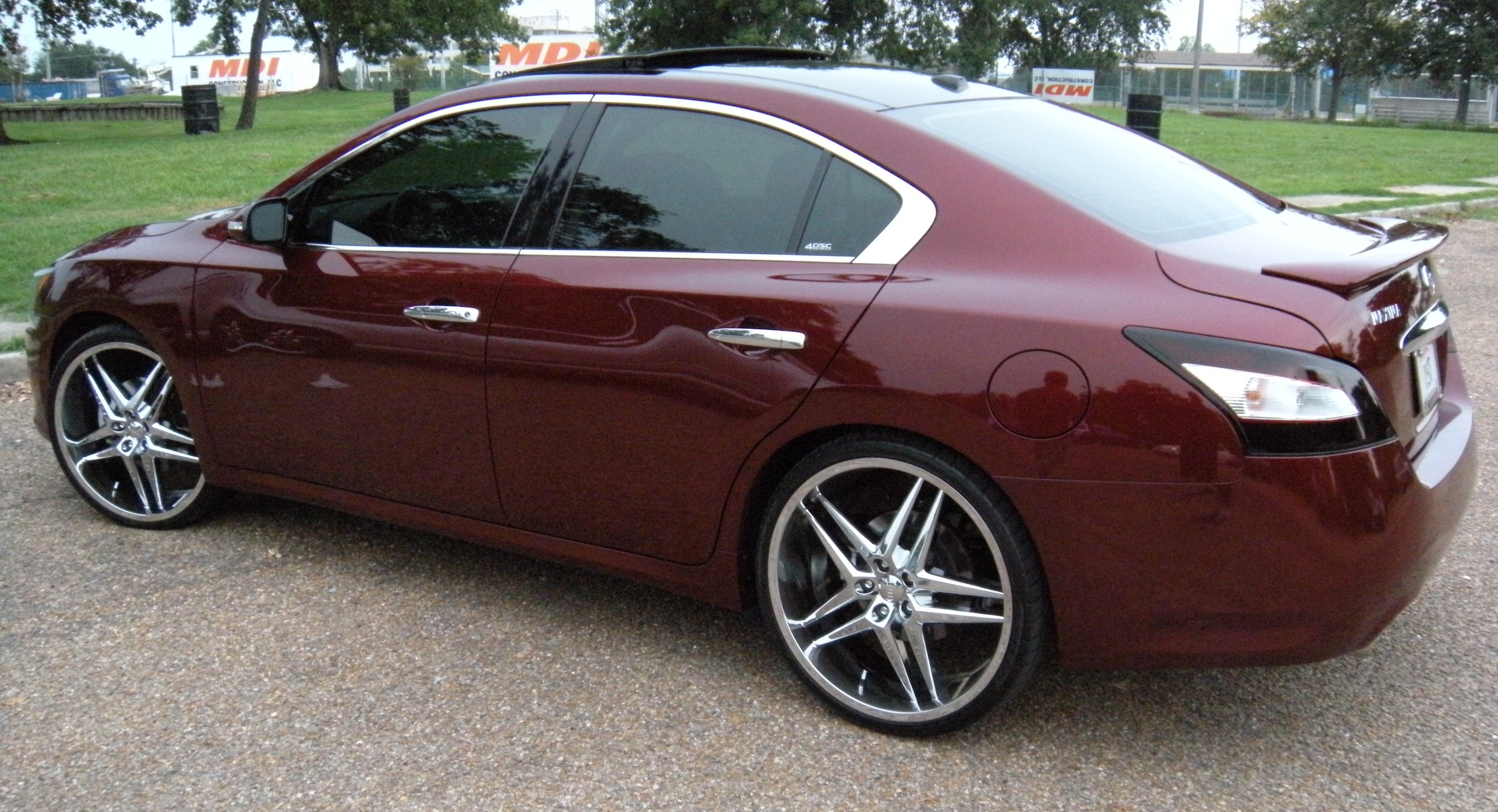 Another Clean2013GS350 2009 Nissan Maxima post... - 12072180
