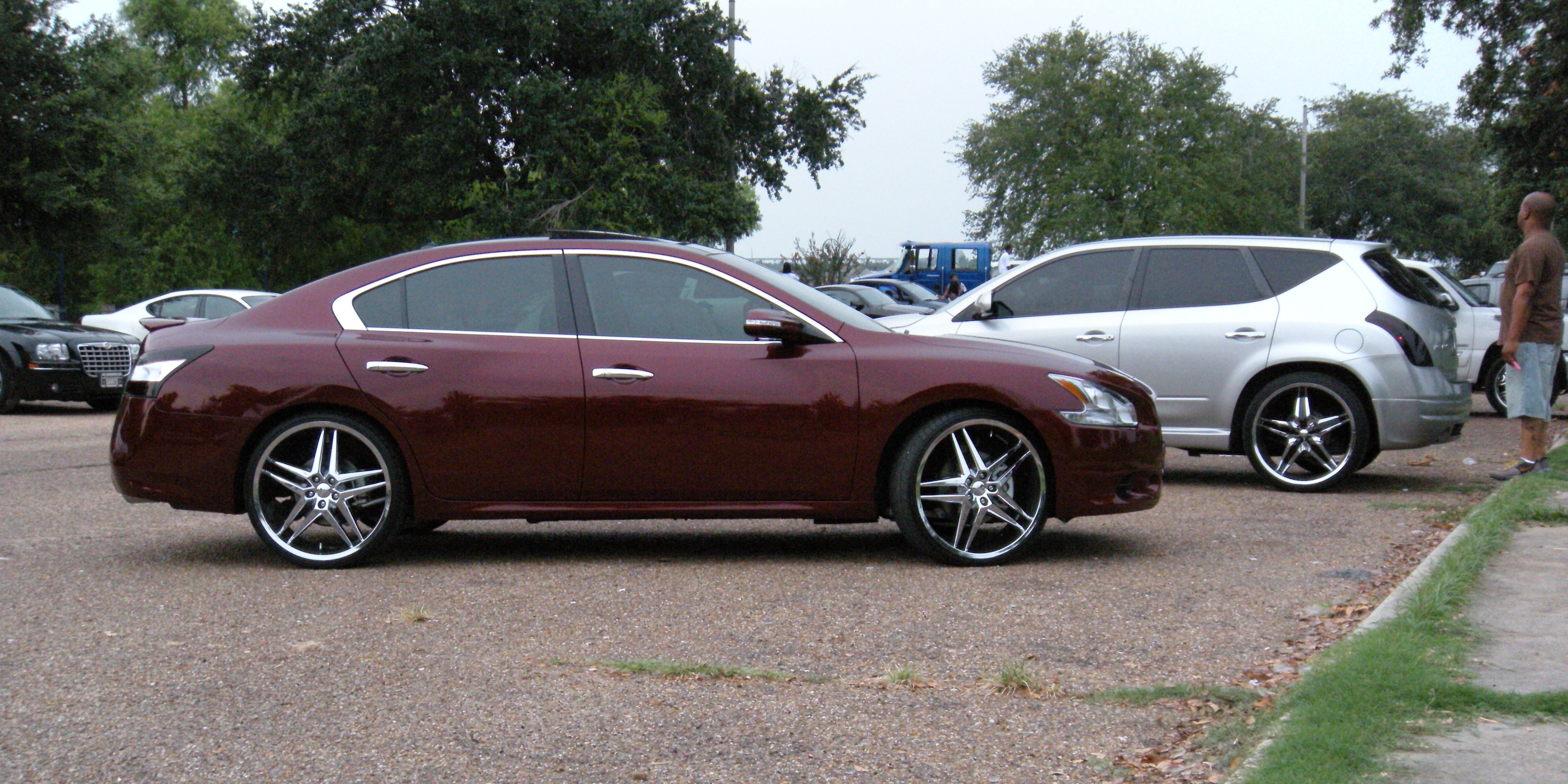 Another Clean2013GS350 2009 Nissan Maxima post... - 12072181