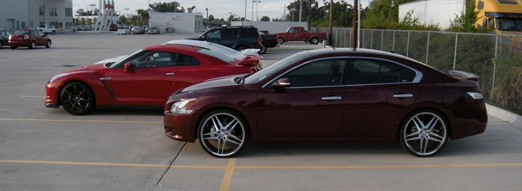Another Clean2013GS350 2009 Nissan Maxima post... - 12072183