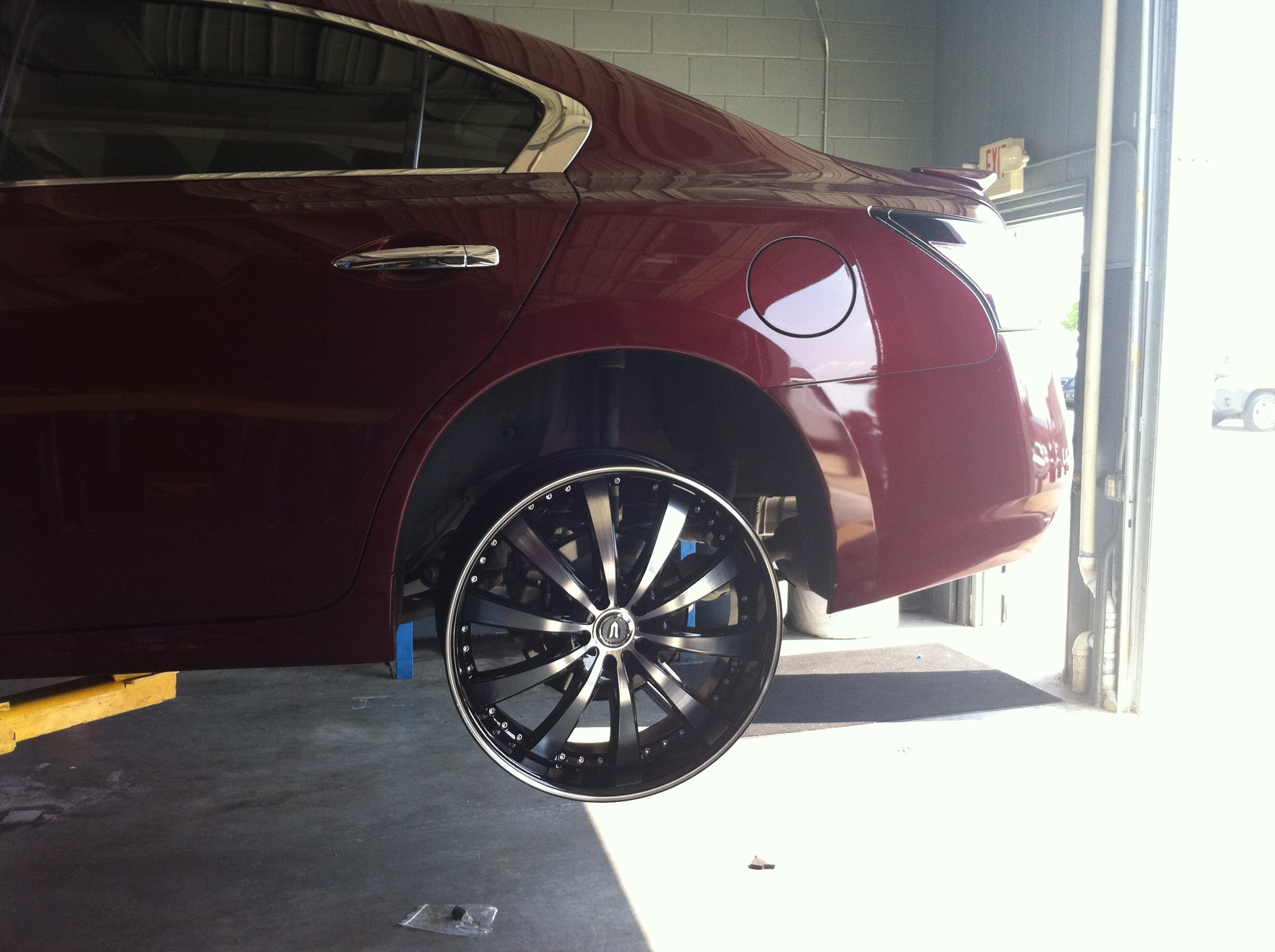 Another Clean2013GS350 2009 Nissan Maxima post... - 12072187