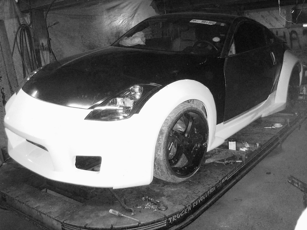 Another nyc_gamester 2003 Nissan 350Z post... - 12072212