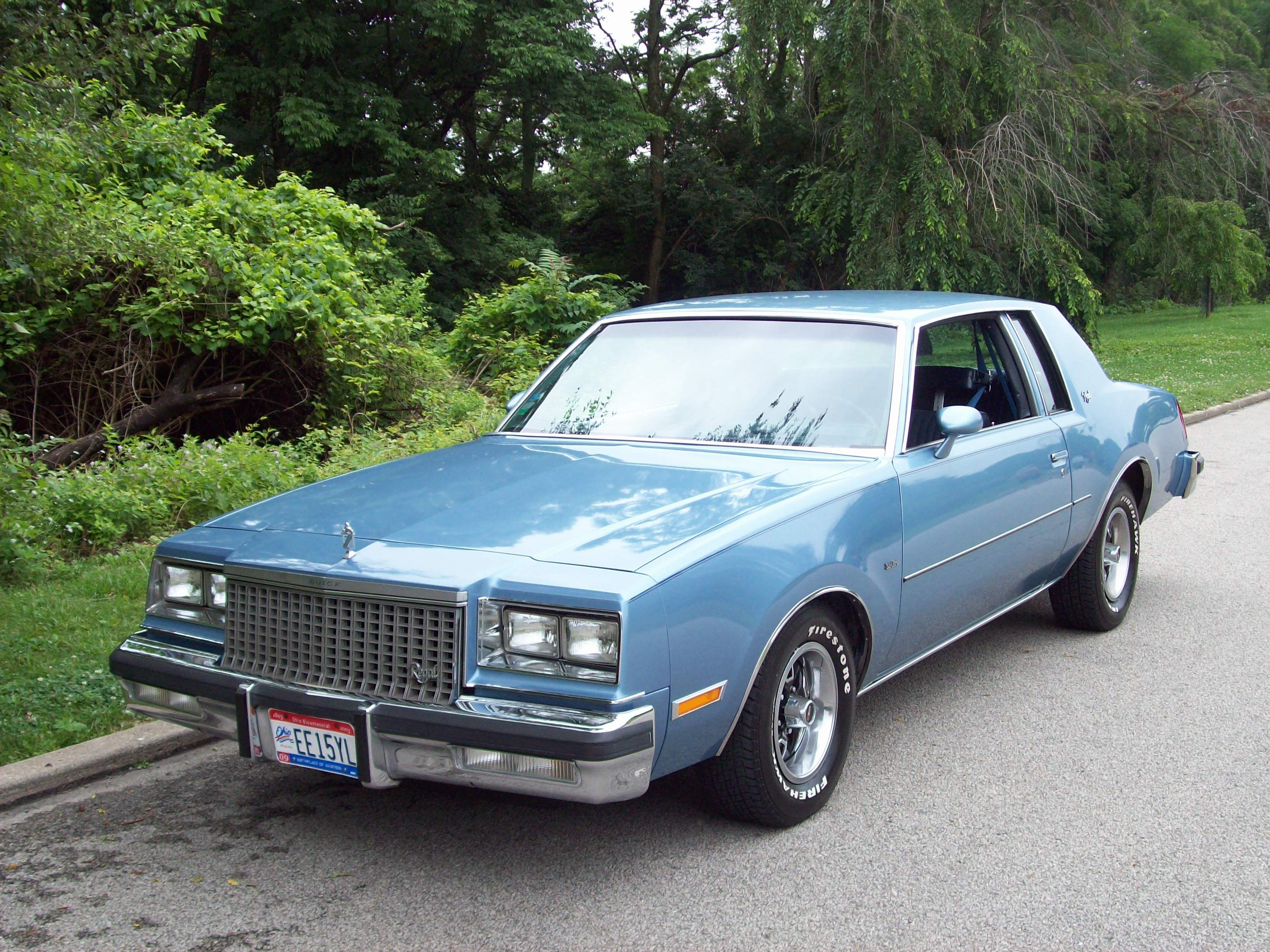 1980 Buick Regal on buick lesabre