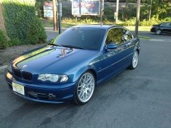 wheelman322s 2002 BMW 3 Series