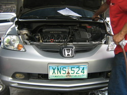 JaNNiZ 2004 Honda City