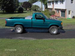 Z3CHYDs 1992 Ford Ranger Regular Cab