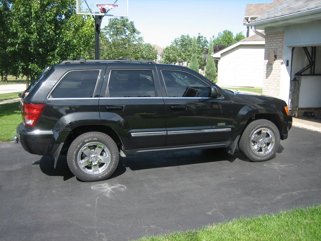 polishair42 2005 jeep grand cherokee specs photos modification info at cardomain. Black Bedroom Furniture Sets. Home Design Ideas