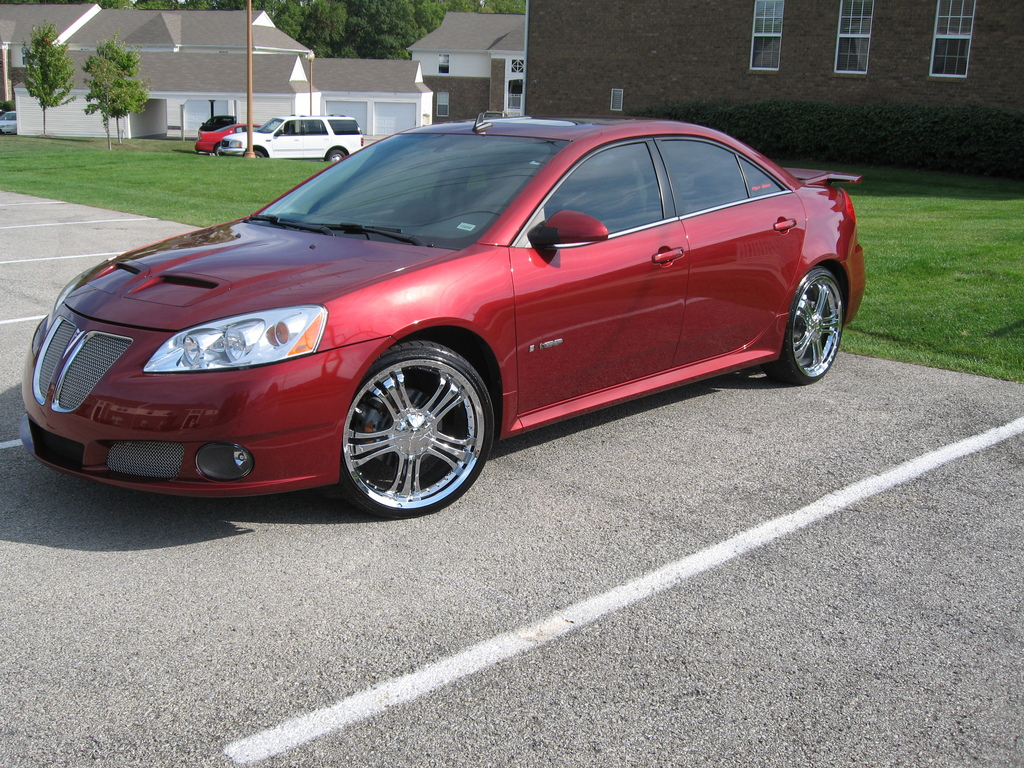 2009 Pontiac G6 Gxp Progress Thread Page 7 Other Cars