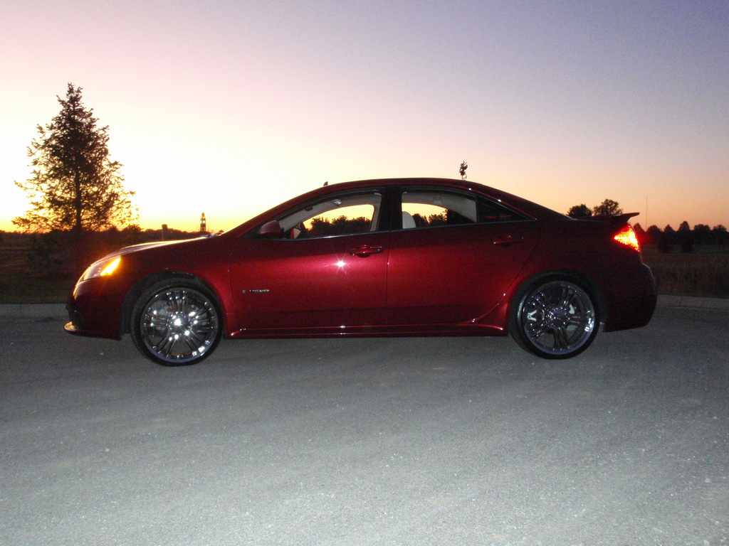 Tomrady28 2008 Pontiac G6 Specs Photos Modification Info